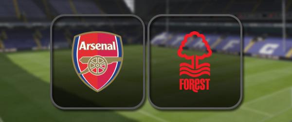 Арсенал – Ноттингем Форест: Полный матч и Лучшие моменты