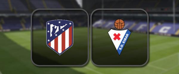 Атлетико - Эйбар: Полный матч и Лучшие моменты