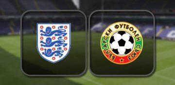 Англия – Болгария