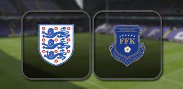 Англия – Косово