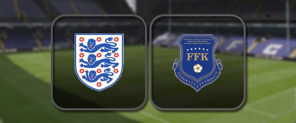 Англия – Косово: Полный матч и Лучшие моменты