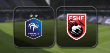 Франция – Албания