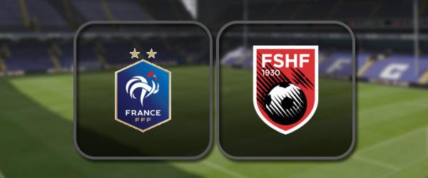 Франция – Албания: Полный матч и Лучшие моменты