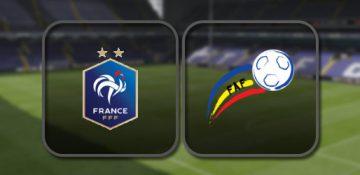 Франция – Андорра