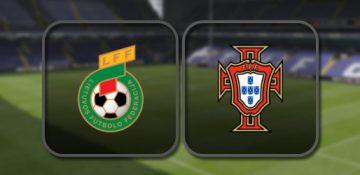 Литва – Португалия