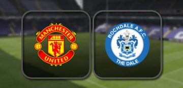 Манчестер Юнайтед – Рочдейл