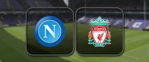 Наполи – Ливерпуль: Полный матч и Лучшие моменты