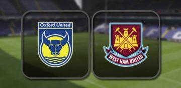 Оксфорд Юнайтед – Вест Хэм