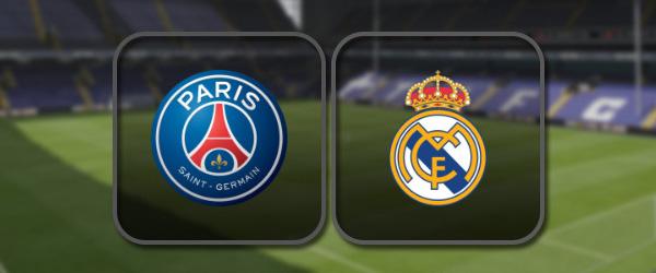 ПСЖ – Реал Мадрид: Полный матч и Лучшие моменты