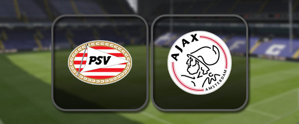 ПСВ – Аякс: Полный матч и Лучшие моменты