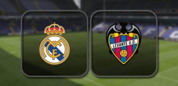 Реал Мадрид – Леванте