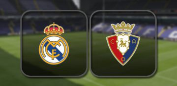 Реал Мадрид – Осасуна