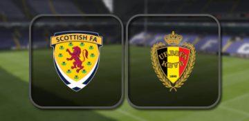 Шотландия – Бельгия