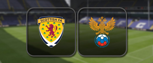 Шотландия – Россия: Полный матч и Лучшие моменты
