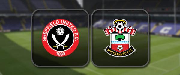 Шеффилд Юнайтед - Саутгемптон: Лучшие моменты