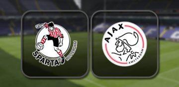 Спарта Роттердам – Аякс