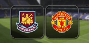 Вест Хэм – Манчестер Юнайтед
