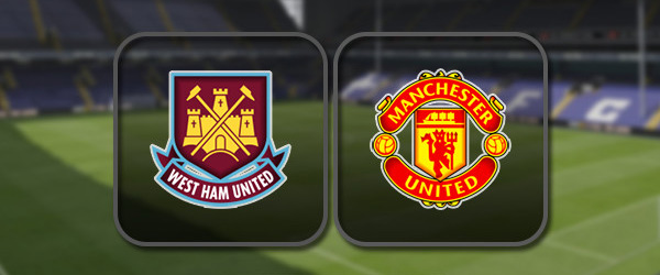 Вест Хэм - Манчестер Юнайтед онлайн трансляция