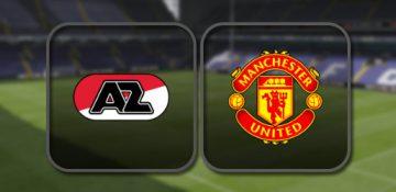АЗ Алкмар – Манчестер Юнайтед