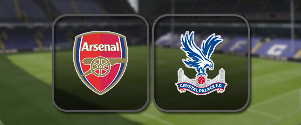 Арсенал – Кристал Пэлас: Полный матч и Лучшие моменты
