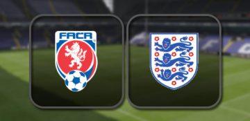 Чехия – Англия