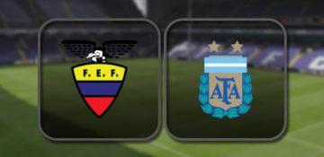 Эквадор – Аргентина