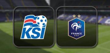 Исландия – Франция