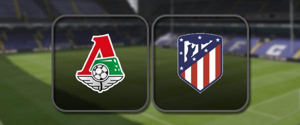 Локомотив – Атлетико: Полный матч и Лучшие моменты