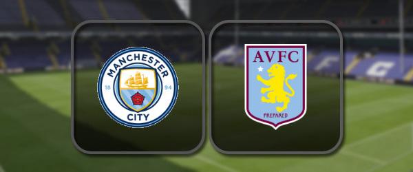 Манчестер Сити - Астон Вилла: Полный матч и Лучшие моменты