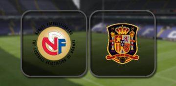 Норвегия – Испания