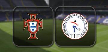 Португалия – Люксембург