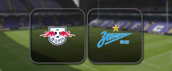 РБ Лейпциг – Зенит: Полный матч и Лучшие моменты