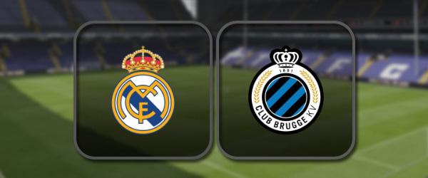 Реал Мадрид – Брюгге: Полный матч и Лучшие моменты