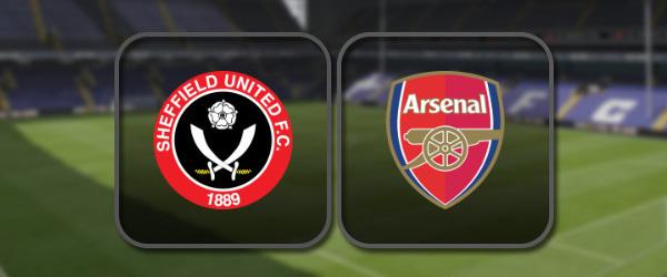 Шеффилд Юнайтед - Арсенал: Полный матч и Лучшие моменты