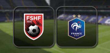 Албания – Франция