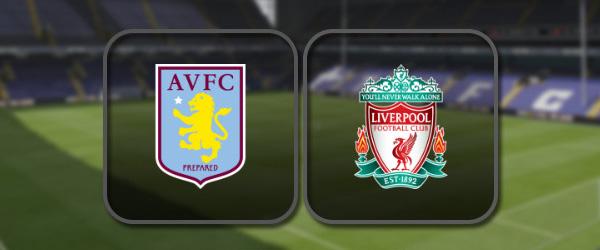 Астон Вилла - Ливерпуль: Полный матч и Лучшие моменты