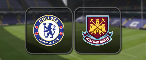 Челси вест хэм видео повтор матча