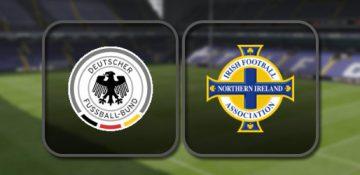 Германия – Северная Ирландия