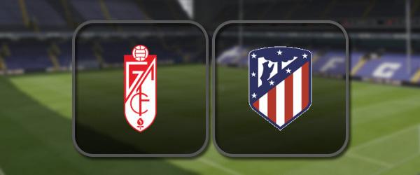 Гранада - Атлетико: Полный матч и Лучшие моменты