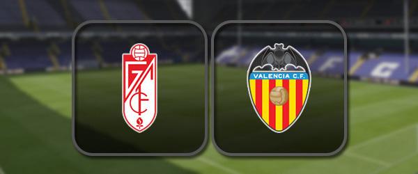 Валенсия - Гранада: Полный матч и Лучшие моменты