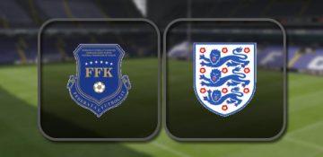 Косово – Англия