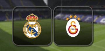 Реал Мадрид – Галатасарай