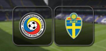Румыния – Швеция