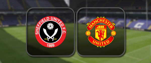 Шеффилд Юнайтед - Манчестер Юнайтед: Полный матч и Лучшие моменты