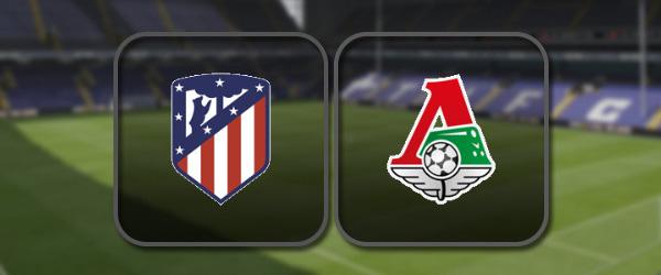 Атлетико – Локомотив: Полный матч и Лучшие моменты