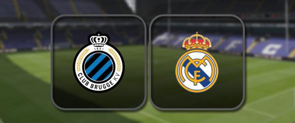 Брюгге – Реал Мадрид: Полный матч и Лучшие моменты