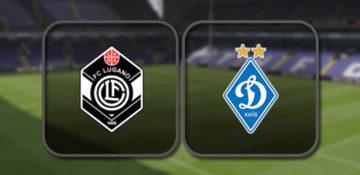 Динамо Киев – Лугано