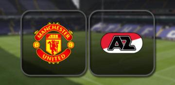 Манчестер Юнайтед – АЗ Алкмар