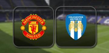 Манчестер Юнайтед – Колчестер
