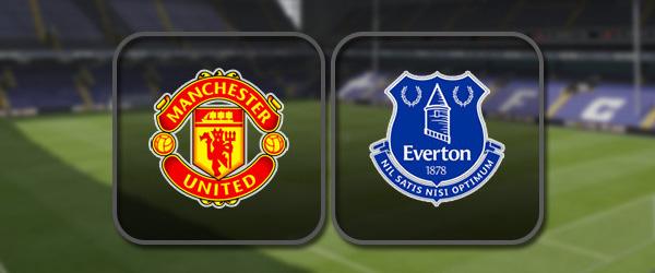 Манчестер Юнайтед - Эвертон онлайн трансляция